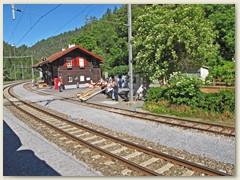 24r Einfahrt Station Trin