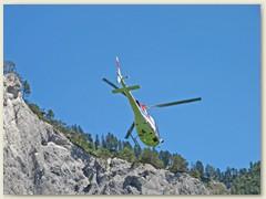 32r Sonderausstellung Helikopter, Rundflüge Rheinschlucht-Safiental