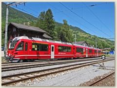 43r Das neue Paradepferd der RhB - ein ALLEGRA-Triebzug