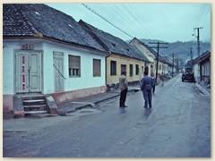 11 Hauptstrasse von Berzasca