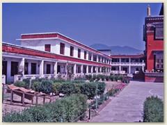 03.2 Ein Hotelpalast im Zentrum von Kathmandu