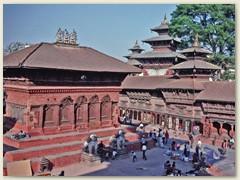 10.1 Im Zentrum Kathmandus, Changu Narayan
