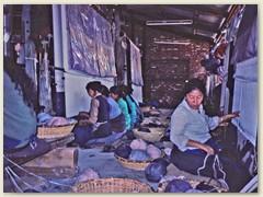 44 Teppichfabrik in Patan