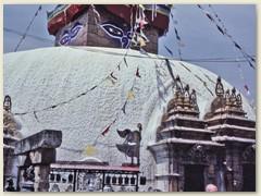 55 Grosse Stupa