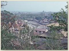 58 Der Bagmati fliesst südlich an der Altstadt Kathmandus vorbei