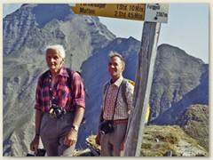 """09 Auf dem Pass """"Furggeli"""" - Übergang von Adelboden ins Färmeltal"""