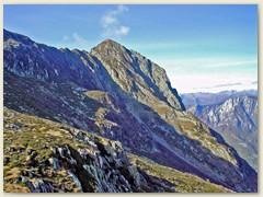 15 Der Gipfel des Gridone 2188 m