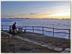 21 Anderntags - Nebelmeer über der Magadinoebene