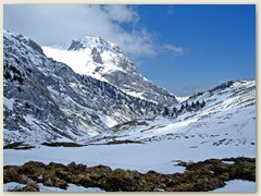 17 Der Le Grammont bei Montagne de Loz