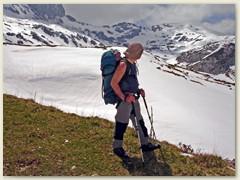 18 Klaus auf der Hochebene Montagne de Loz