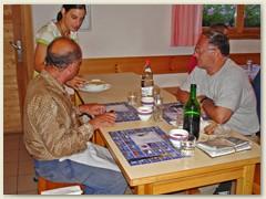 24 Abendessen, Polenta con Formazza