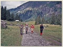 02 Meine vier Bergkameraden