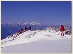 12 Auf dem Nordostgipfel des Wildhorn 3245 m