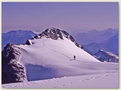 13 Weiter zum Wildhorn Hauptgipfel 3246 m