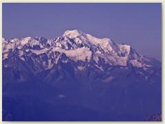 17 Mont Blanc Massiv