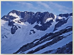 03 Grassengrat mit Gipfel