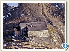 11 Abstieg von der Tête aux Chamois und zur Cabane des Diablerets CAS