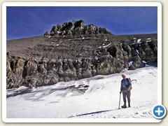 39 Beim Abstieg die Südseite des Oldenhorns