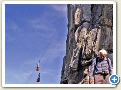 43 Abstieg unterhalb Tête aux Chamois