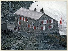 13 Kurzer Abstecher auf den Hütten - Aussichtshügel