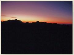 20 Morgenrot über dem Weissmies, 04:30 Uhr