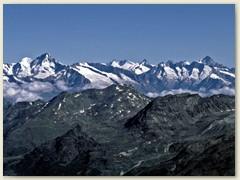 36 Einige Berner Alpen