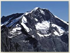 38 Weissmies,  (auf diesem Viertausender-Gipfel konnte ich später vier mal stehen)