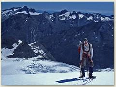 39 Thomas auf fast 3900 m