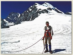 44 Thomas auf dem Hohlaub Gletscher