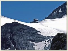 48 Vom Egginerjoch Blick zurück zur Britanniahütte SAC hoch