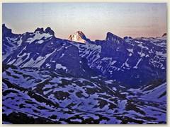 19 Abendsonne über dem Lämmerenboden