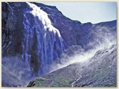 54 Wasserfall von der Engstligenalp - Adelboden