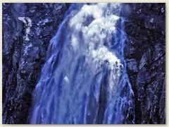 55 Wasserfall von der Engstligenalp - Adelboden