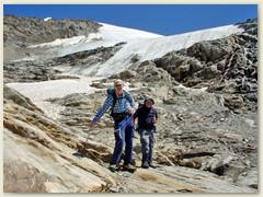 19 Wir verlassen den Gletscher