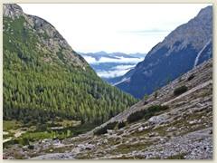 06 Innerfeldtal, ein kleines sichelförmiges Seitental im östlichen Teil von Südtirol
