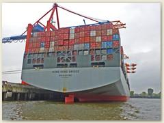 26_Die vielen Container, woher - wohin,  einmal zählen bitte
