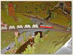 38_Zwölf Bilder aus der Modelleisenbahnanlage