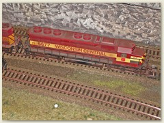 39_Die Wisconsin Central Ltd. war eine Eisenbahngesellschaft im Norden der Vereinigten Staaten.