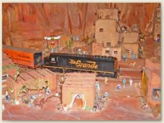 41_Die Denver and Rio Grande Western - Eisenbahn