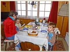 13 Frühstück im Miraval