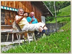 33 Auf der Alp Runca