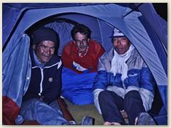 42 Besuch beim Trekkingleiter Bernhard