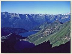 11 Tessiner-Berge, Westlich der Leventina