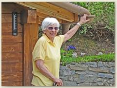 01 Die Hausbesitzerin bis Ende 2009 Margrit Zurlinden