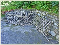 05 Der alte Zaun muss noch entsorgt werden