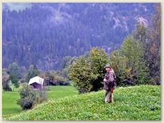 21 Ende September 2006, auf der Bündner Jagd