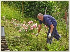 15 Gartenarbeit
