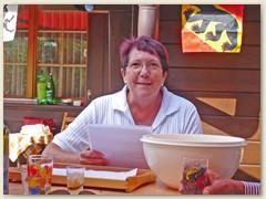 22 Schwester Rosmarie eröffnet das Festli mit einer Rede