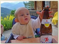 18 Florian hat auch Durst