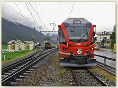 05r Jubiläumsparade elektrischer Lokomotiven aus allen Zeitepochen